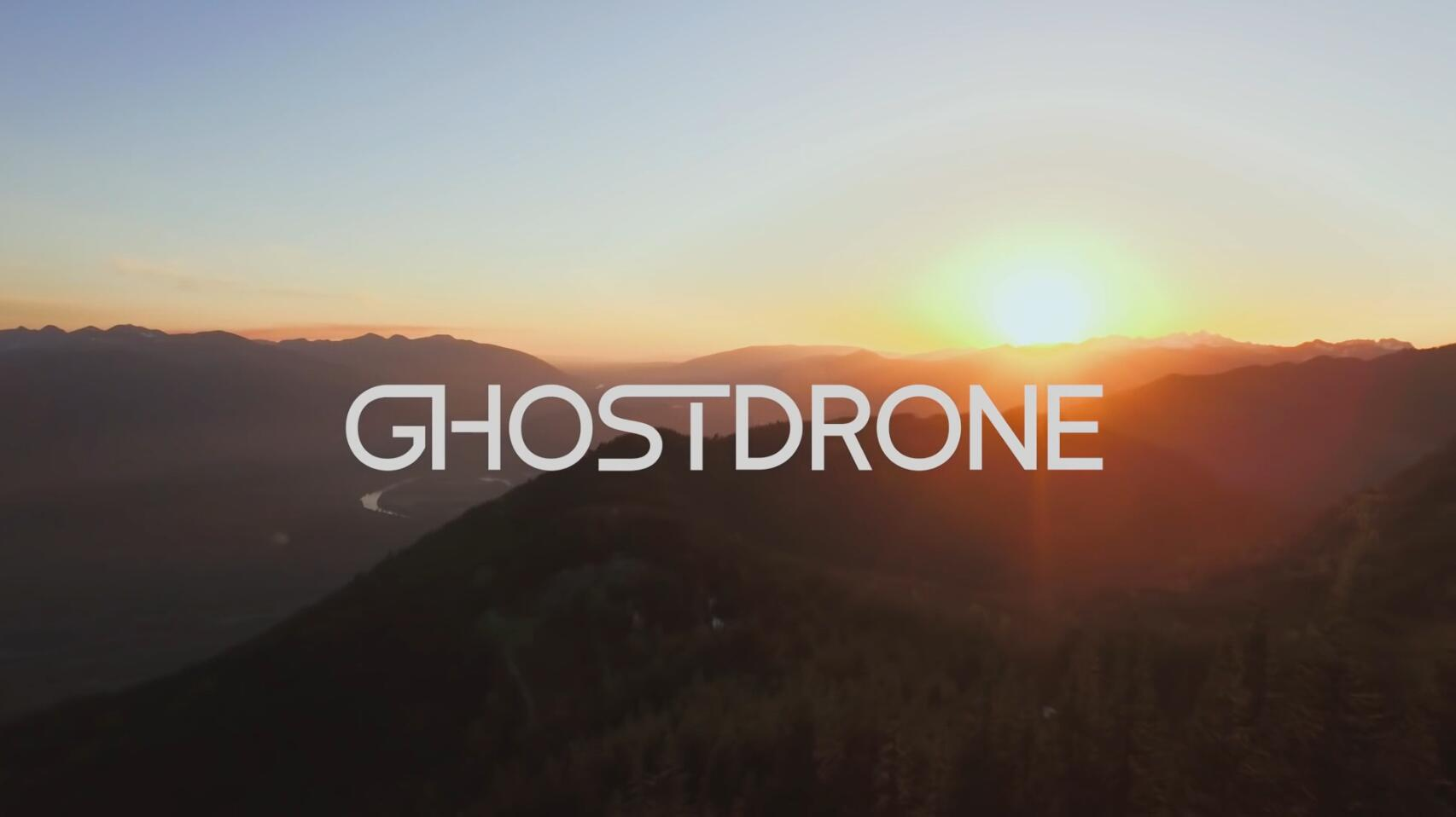 GHOSTDRONE 2.0-The Wilderness Awaits