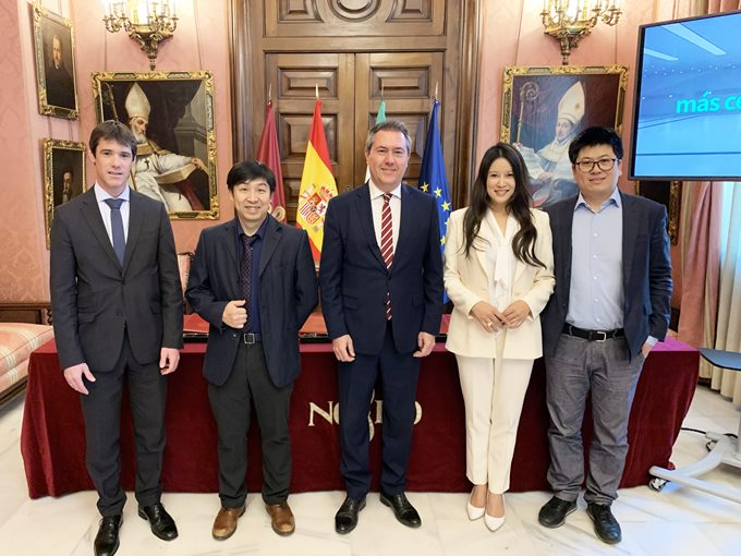 EHang Expands in Europe with First UAM Program in Seville, Spain